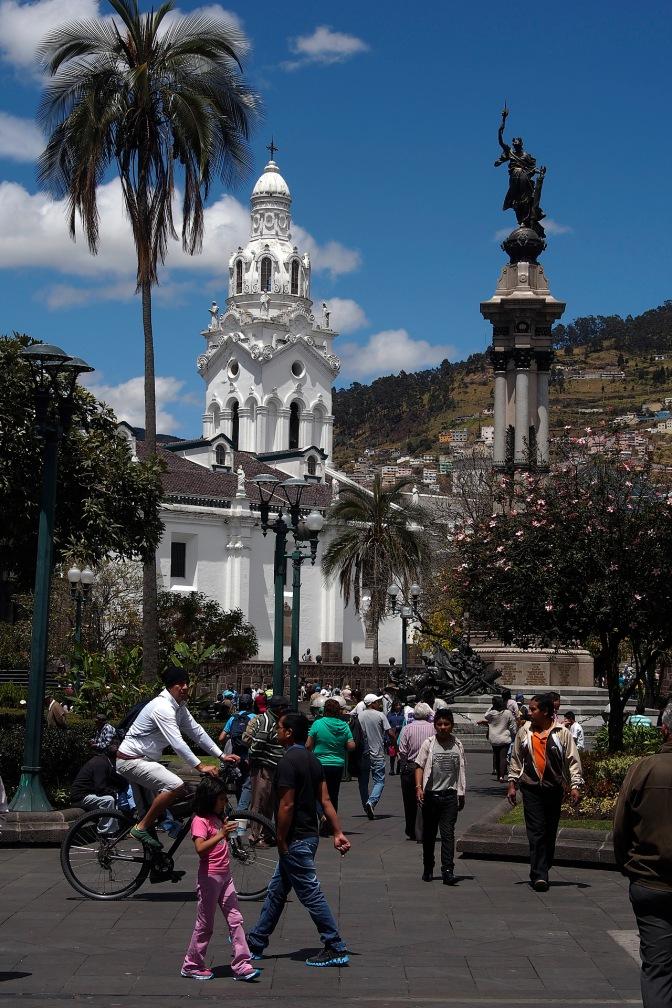 Plaza Grande.