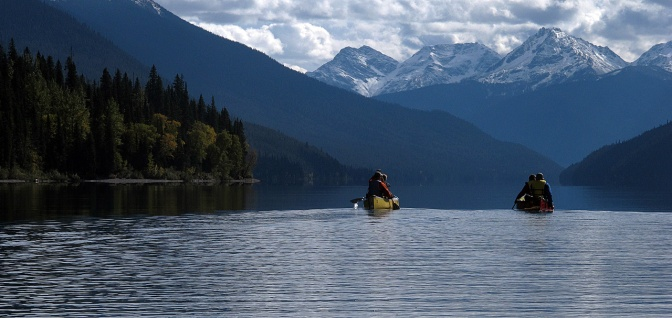 Isaac lake.