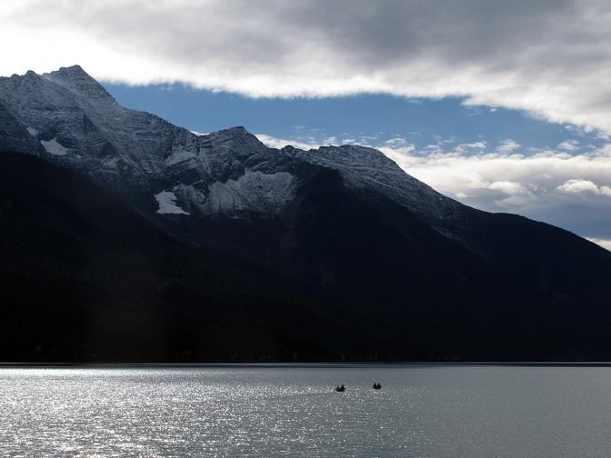 Lanezi Lake.