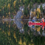 Bowron Lakes Fall Paddle