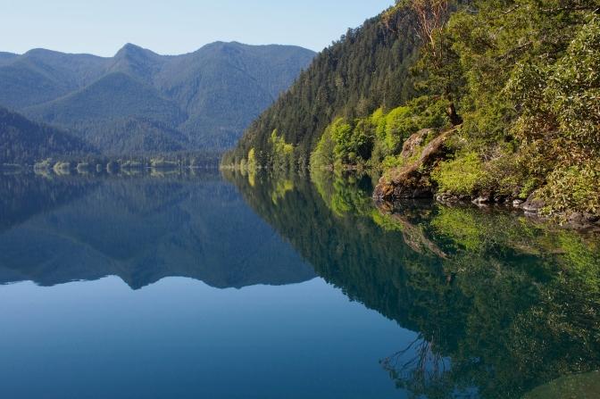 Crescent Lake.