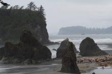 Ruby Beach.
