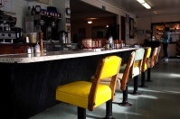 Café 1 in Ft. Bragg is a classic diner.