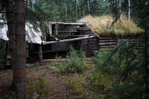 Merrice Creek homestead.