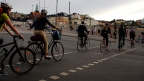 Riga and Stockholm: Bicycle Friendly Cities